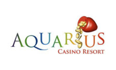 Marshall Retail Group - Partner, Aquarius Casino logo